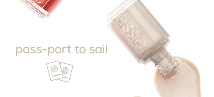 pass-port to sail